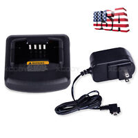Charger For Motorola A12 A10 RDM2020 RDM2070D CP110 CP1100 EP150 For 2-Way Radio