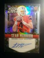 Sean Mannion RC Rookie Auto Autograph 2015 Panini Prizm Draft Picks Camo #d/199