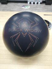 15lbs Black Widow Urethane (Fully Plugged)