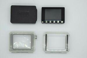 Genuine GoPro LCD Touchscreen BacPac - Hero 3, 3+ 4 & 2xBackdoor