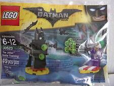 LEGO The Batman Movie 30523 The Joker Battle Training (Polybag) - NIP