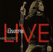 Absolutely Live - the Doors CD Elektra