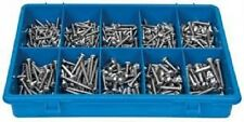 Jamec Pem 102701-304 Stainless Steel Pan Hd Self Tapping Screws Assortment 360pc
