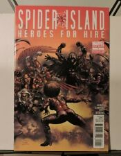 Spider-Island Heroes For Hire #1 December 2011