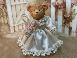 Russ Bride Bear Figurine