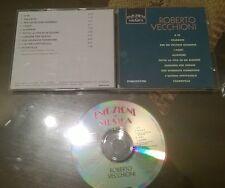 """Roberto Vecchioni CD """" EMOZIONI IN MUSICA """" De Agostini/10 Tracks/Collection"""