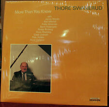 DRAGON LP DRLP-85: Thore Swanerud - More Than You Know - 1985 OOP Sweden NEW