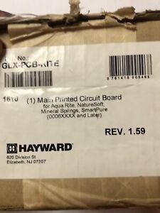 Hayward AquaRite Salt System Part # GLX-PCB-RITE Main Printed Circuit Board