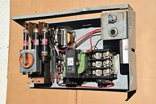 GE 7700 Series Size 3 Motor Control With CR206E0 601C842 G1 75C251686-1-A3