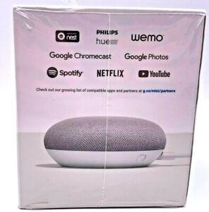 Google Home Mini Smart Speaker with Google Assistant - Chalk - GA00210-US New