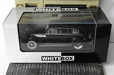 CHRYSLER AIRFLOW 1936 BLACK WHITEBOX WB060 1/43 LHD LEFT HAND DRIVE BLACK NOIR