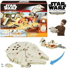 Star Wars Episode VII micro Machines playset 2015 Millennium Falcon Hasbrohasbro