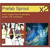 Prefab Sprout - From Langley Park to Memphis/Jordan: The Comeback (2007) 2CD NEW