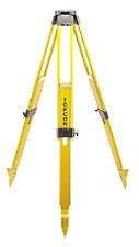 Topcon Model TP-10 Heavy Duty Wood Surveyor's Tripod