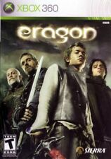 Eragon (2006, Sierra) Brand New Factory Sealed USA Microsoft Xbox 360 X360 Game
