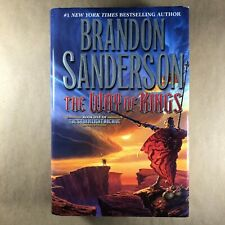 The Way of Kings by Brandon Sanderson (First Edition, Hardcover in Jacket)