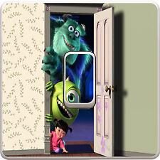 Monsters Inc Light commutateur vinyle sticker décalque for Kids Bedroom #149