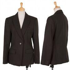 Brooks Brothers Stripe Wool Jacket Size 9AR(K-47064)