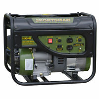 Sportsman GEN2000 2000 Watt Portable Gasoline Generator - 9 Hour Runtime