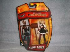 "Harley Quinn Batman Arkham Knight 4"" DC Comics Multiverse 2014 Mattel New Sealed"