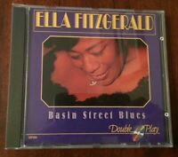 Ella Fitzgerald - Basin Street Blues - Double Play CD