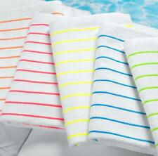 HORIZONTAL STRIPE POOL TOWEL