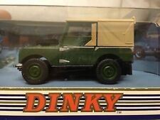 Dinky DY-9 1949 Land Rover Green Made in Macau 1994 Matchbox