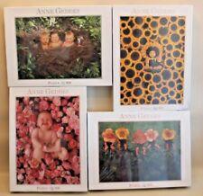Lot 4 Puzzles 900 pièces Anne Geddes - bébés - Blatz - NEUF sous blister