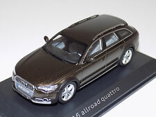 1/43 Minichamps Audi A6 Allroad Quattro in Java Brown Dealer Edition