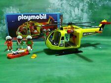 Playmobil 3845 Elicottero di soccorso - Air Rescue Helicopter (1996)