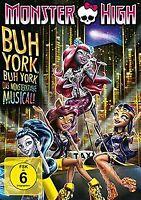 Monster High - Buh York, Buh York von William Lau | DVD | Zustand gut
