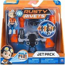 New Rusty Rivets - Jet Pack Build Pack BNIB