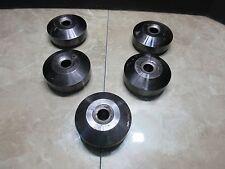 MATSUURA MC-760VX CNC VERTICAL MILL LEVELING LEGS PADS FEET PAD LOT
