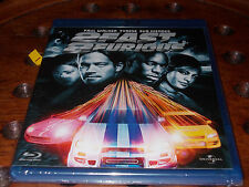2 Fast 2 Furious  Blu-Ray ..... Nuovo