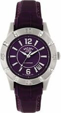 Rotary Ladies' Purple Diver Strap Watch. RRP£149