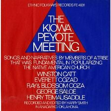 Kiowa Peyote Meeting 0093070460126 CD P H