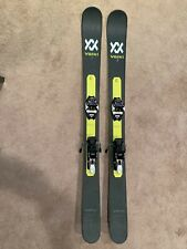 Volkl Confession Jr 143 with bindings