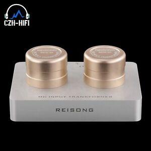 CZH 1PC Brand New HIFI Audio 1:20 Sound Filter Transformer Passive Boost Adapter