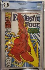 Fantstic Four #353 CGC 9.8 1st Appearance Of Mr. Morbius! Loki Show! White pages
