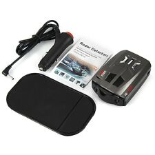 V9 360° 16 Band Car Speed Detector Testing System Laser Radar Voice Alert 12V