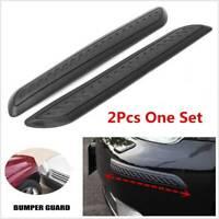 2x Door Bumper Corner Protector Guard Cover Anti-Scratch Sticker Car Accessories