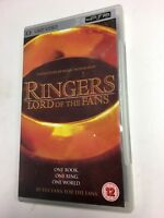 * Sony PSP FILM * RINGERS - LORD OF THE FANS * UMD