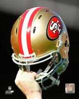 Helmet San Francisco 49ers Photo Picture Print #1201