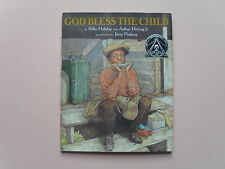 God Bless The Child by Holiday/ Herzog - Illustrated by Jerry Pinkney - Signed
