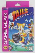 Tails' Adventure Sega Game Gear Box Only