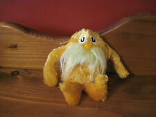 "RARE 6"" Manhattan Toys Dr Seuss Plush LORAX"