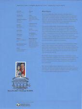 #1810 (50c)  Forever Mister Rogers #5275 Souvenir Page