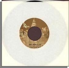 "Captain Sky - Sir Jam-a-Lot + Elementary School of Funk - '80 7"" 45 RPM Single!"