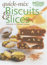 "Quick-mix Biscuits and Slices (""Australian Women's Weekly"" Home Library),  