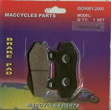 Honda Disc Brake Pads MBX80/MBX80DX 1982-1983 Front (1 set)